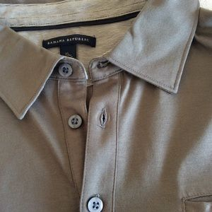 Banana Republic Longsleeve polo